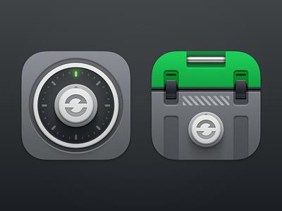 Hedge Video macOS App Icons mac app icon app icon app macos hedge video hedge