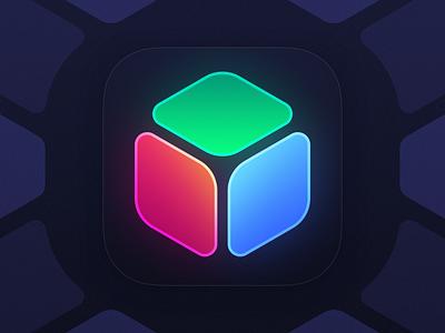1Blocker 4.0 App Icon Update app icon design icon designs icon design app icon ios app icon 1blocker