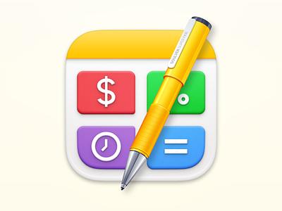 Soulver 3.5 macOS App Icon icon design soulver macos mac icon mac app icon app icon macos app icon