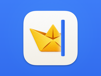 Noteship - macOS App Icon mac app icon mac app icon app icon macos app icon