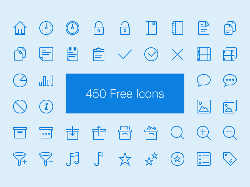 lynny icon set free by matthew skiles dribbble