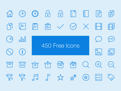Lynny Icon Set - Free