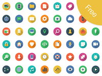 Filo Icon Set - Free