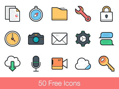 Lulu Icon Set - Free