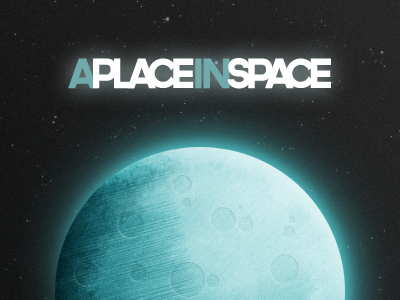 A place in space shot