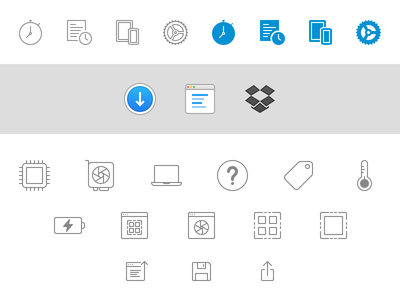 Geekbench 4 Icons