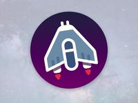 Spaceship - macOS Icon