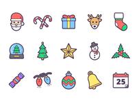 Jingle - 15 Christmas Icons