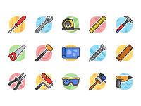 Taylor - 15 Tool Icons