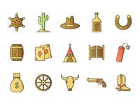 Lobo - 15 Western Icons