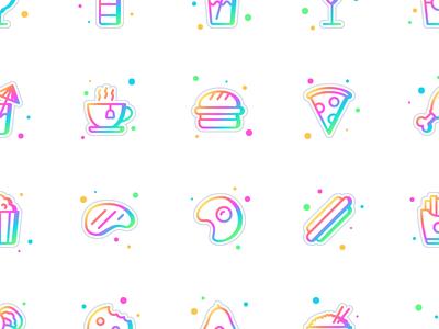 Baron - 50 Food Icons