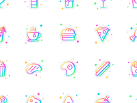 Baron - 50 Food Icons