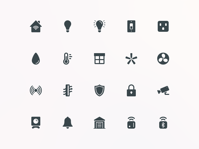 Homekit Icons - Simpaticons
