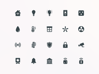 Homekit Icons - Simpaticons