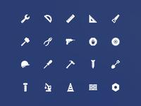 Construction Icons - Simpaticons