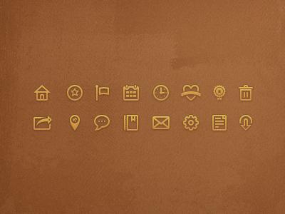 Nameless Icons