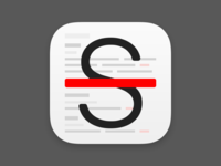 Strike iOS App Icon