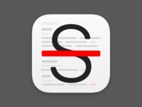 Strike iOS App Icon
