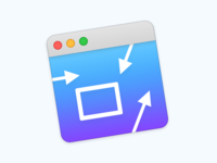 Cloud Sketch macOS App Icon