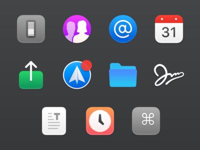 Custom Spark Preference Icons