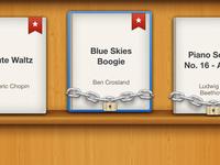 Shelf - iPad App