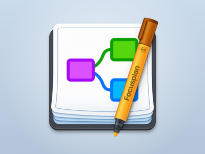 Focusplan App Icon