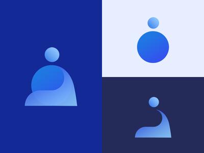 A buddha icon design