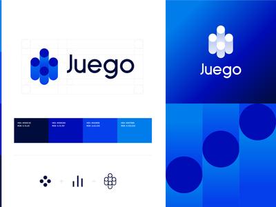 Juego (unused 3/3) esports spain gaming concept logo design unused logo logo vector graphic design graphic design