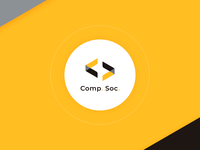 Comp Soc logo design