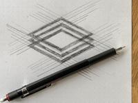 Your Corner logo sketch