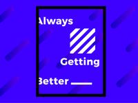 Poster Design : always getting better