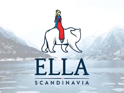 Logo - Ella Scandinavia