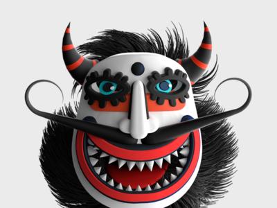 Mask Kuker
