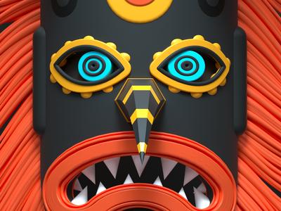 KUKERI mask
