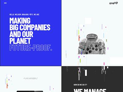 Sustainable Innovation Website