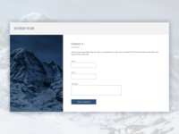 Contact Us [Daily UI / Day 028]