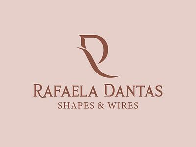 Rafaela Dantas   Branding micropigmentação logo logotipo eyebrow design branding