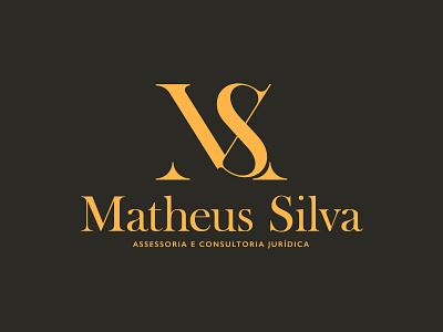 Matheus Silva   Branding branding lawyer logotipo logo branding and identity branding design