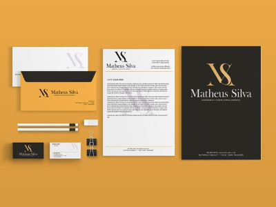 Matheus Silva   Branding branding and identity design logotipo logo branding
