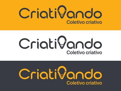 Criavitando   Branding minimal creative branding design logotipo logo branding design branding and identity