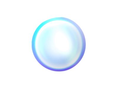 Artificial intelligence sphere white clean product design ux design ui design animation artificial intelligence