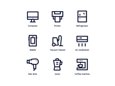 Digital Home Appliance