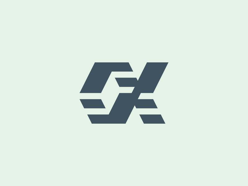 Abstract Alpha symbol branding minimal modern solid strong symbol lines minimalist abstract geometric