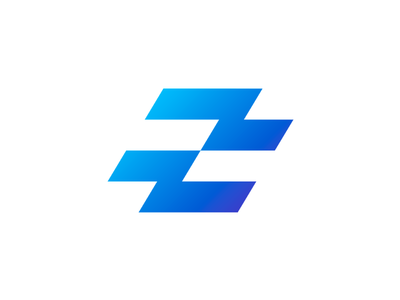 Z letter z letter modern solid strong symbol lines minimalist abstract geometric