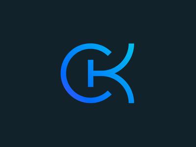 CK monogram k letter c letter ck monogram minimal monogram modern lines minimalist abstract geometric