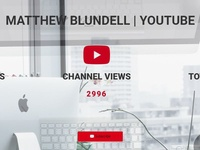Youtube Landing Page