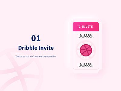 Dribbble Invite Give Away invitation dribbble invite invite design invite giveaway