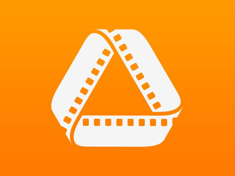 Cinema Logo By Lucas Di Mattia On Dribbble