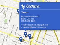 Maccu Map Info Window