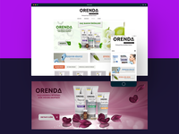 Orenda Web Slider